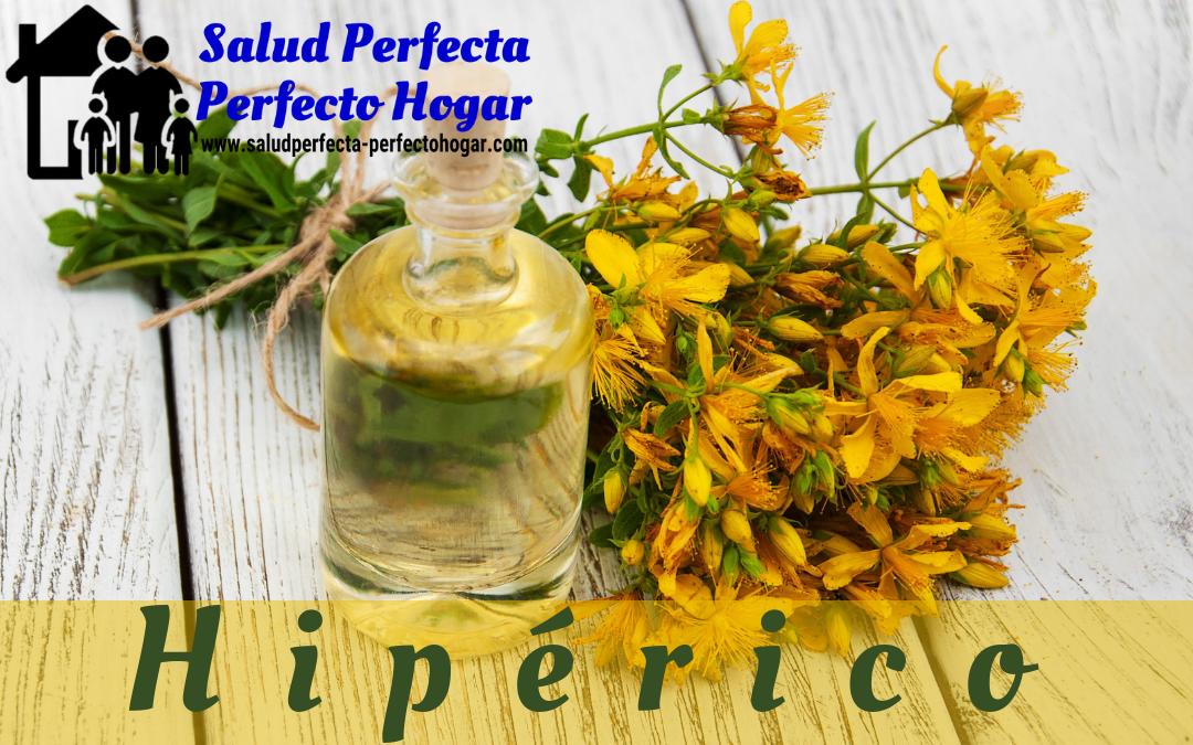 Remedios naturales para la depresión: Hipérico - Salud Perfecta - Perfecto Hogar